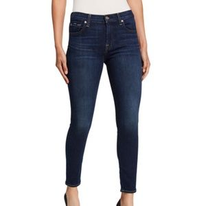 7 For All Mankind Ankle Gwenevere jeans size 31